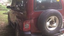 Cần bán xe Ssangyong Korando đời 2001, màu đỏ, nhập khẩu