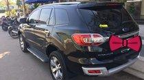 Cần bán lại xe Ford Everest đời 2016, màu đen, nhập khẩu nguyên chiếc
