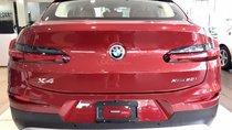 Cần bán BMW X4 đời 2019, màu đỏ, nhập khẩu nguyên chiếc