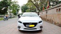 Cần bán xe Mazda 3 2.0 AT Sedan sản xuất 2015, màu trắng, giá 620tr tại HN