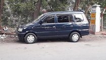 Bán ô tô Mitsubishi Jolie đời 2002, màu xanh lam xe gia đình