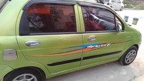 Cần bán xe Daewoo Matiz sản xuất năm 2006, màu xanh