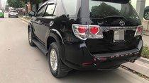 Cần bán Toyota Fortuner V đời 2013, màu đen ít sử dụng