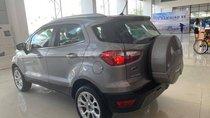 Ford Ecosport Trend và Titanium 2019, màu bạc, nhập khẩu, giá nát để lấy doanh số, tặng kèm bảo hiểm vật chất+phụ kiện