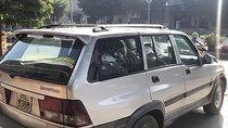 Cần bán xe Ssangyong Musso sản xuất 2004, màu bạc, nhập khẩu