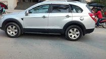 Bán ô tô Chevrolet Captiva sản xuất năm 2008, màu bạc xe gia đình