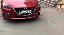 Bán xe Mazda 3 năm sản xuất 2017, màu đỏ chính chủ, giá 610tr