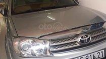 Cần bán gấp Toyota Fortuner sản xuất năm 2011, màu bạc, nhập khẩu số tự động, 540 triệu