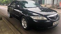 Cần bán lại xe Mazda 6 đời 2003, màu đen chính chủ
