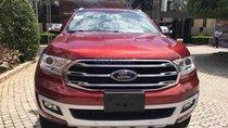 Ford Everest Ambiente và Titanium 2019, màu đỏ, nhập khẩu, giá nát để lấy doanh số, tặng kèm phụ kiện và hỗ trợ lệ phí