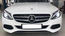 Xe Mercedes C200 đời 2016, màu trắng