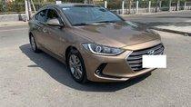 Cần bán Hyundai Elantra GLS, 1.6 AT, sx 2016, màu nâu