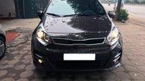 Bán ô tô Kia Rio 1.4 AT sản xuất 2015, màu nâu, xe nhập, giá 599tr