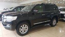 Bán Toyota Land Cruiser VX đời 2016, màu đen tên công ty