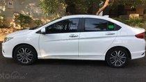 Honda City đời 2017 đăng kí 2018 số tự động, màu trắng