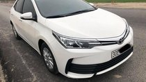 Toyota Corolla Altis 1.8MT SX 2017 form mới