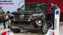 Bảng giá phụ kiện chính hãng của Toyota Fortuner 2019