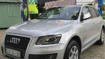 Cần bán xe Audi Q5 2.0 AT 2012, màu bạc, số tự động