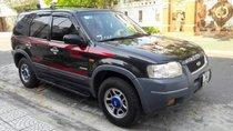 Cần bán lại xe Ford Escape 2003, màu đen