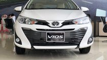 Xe Toyota Vios G sx 2019, số tự động, ưu đãi lớn mua xe trong tháng