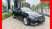 Bán xe Mercedes C250 đen sx 2016, xe chính hãng. Trả trước 450 triệu nhận xe ngay