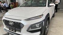 Hyundai Kona 1.6 Turbo đời 2019, màu trắng, giá tốt LH: 0931.415.504