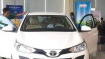Bán xe Toyota Vios năm sản xuất 2019, màu trắng