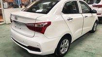 Bán Hyundai Grand i10 1.2 AT năm 2019, màu trắng, giá chỉ 413 triệu