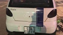 Bán xe Daewoo Matiz đời 2002, màu trắng, xe đẹp