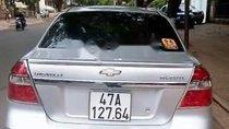 Bán Chevrolet Aveo năm sản xuất 2014, màu bạc chính chủ
