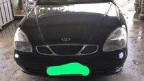Cần bán lại xe Daewoo Nubira sản xuất năm 2003, màu đen, giá 105tr