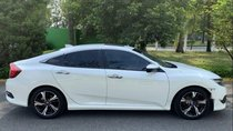 Cần bán xe Honda Civic đời 2017, màu trắng, nhập khẩu nguyên chiếc