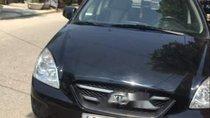 Cần bán xe Kia Carens sản xuất năm 2010, màu đen xe gia đình