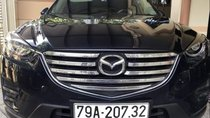 Cần bán gấp Mazda CX 5 năm 2016, màu đen chính chủ, giá tốt