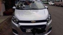 Bán Chevrolet Spark 2018, màu bạc