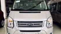 Bán ô tô Ford Transit SVP năm sản xuất 2019, màu bạc, giá chỉ 750 triệu
