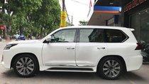 Bán Lexus LX 570 Sport Plus sản xuất 2019, màu trắng, nhập khẩu nguyên chiếc