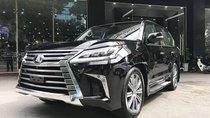 Bán Lexus LX 570 SX 2019, màu đen, nhập khẩu nguyên chiếc
