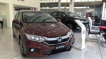 Xe ô tô Honda City Top 2019 - màu đỏ lịch lãm - có sẵn giao ngay kèm KM lớn tháng 5 - Xem ngay