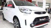 Cần bán xe Kia Morning 1.25 AT năm sản xuất 2018, màu trắng như mới, giá 395tr