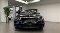 Cần bán Mercedes E200 đời 2019, nhập khẩu