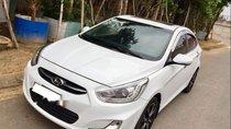 Cần bán lại xe Hyundai Accent Blue đời 2015, màu trắng, nhập khẩu số tự động, giá chỉ 457 triệu