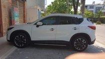 Bán Mazda CX 5 đời 2017, màu trắng như mới