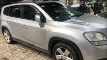 Cần bán gấp Chevrolet Orlando MT đời 2012, màu bạc, nhập khẩu