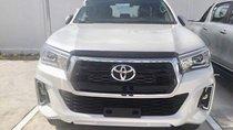 Bán Toyota Hilux năm 2019, màu trắng, nhập khẩu nguyên chiếc