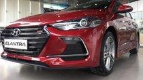 Bán ô tô Hyundai Elantra Sport 2018, màu đỏ, giá chỉ 690 triệu