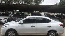 Bán Nissan Sunny XV đời 2013, màu trắng đã đi 80000 km