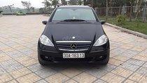 Bán Mercedes A150 2007, màu đen, nhập khẩu như mới