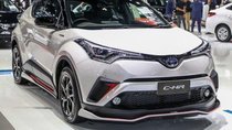 [BIMS 2019] Toyota C-HR 2019 tung body kit độ GT cực ngầu tại Bangkok