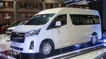 [BIMS 2019] Toyota Hiace 2019 hoàn toàn mới ra mắt Thái Lan, giá từ 953 triệu đồng